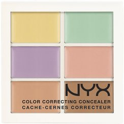 NYX Colour Correcting Concealer Palatte