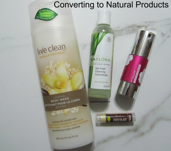 Converting to Natural Products