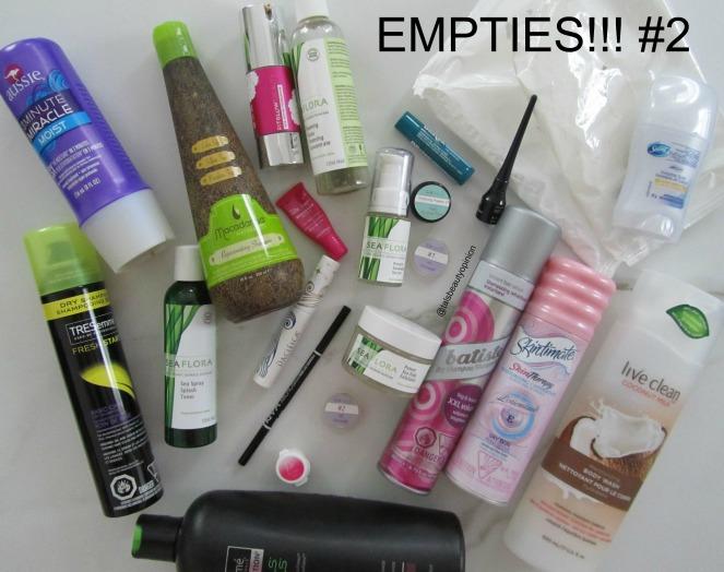 Empties #2
