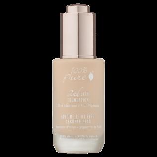 2nd Skin Foundation: Creme Olive Squalane + Fruit Pigments