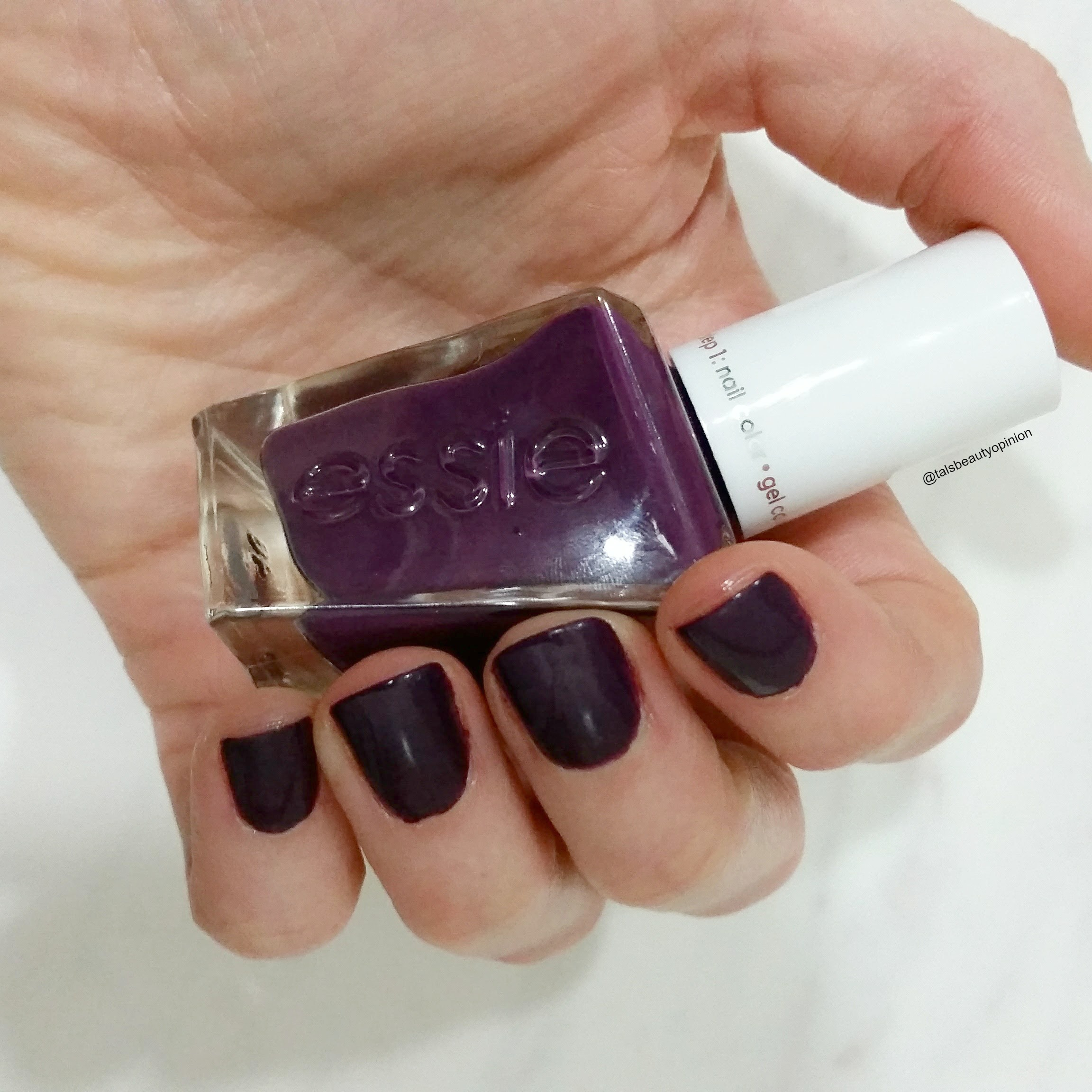 Essie Gel Couture Polish | Review – Tal\'s Beauty Opinion