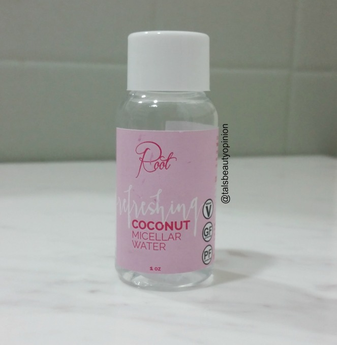REFRESHING COCONUT MICELLAR WATER | Root Pretty - Naturall, Green Beauty