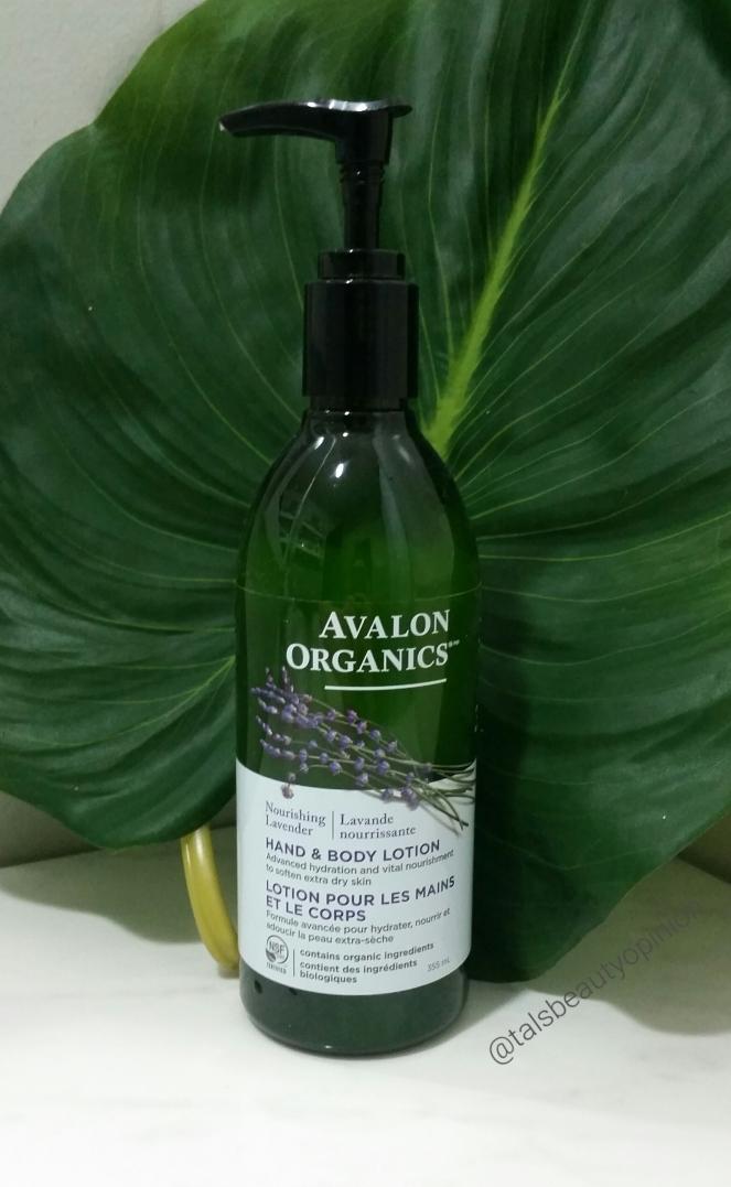 Avalon Organics Lotion & Body Wash Review | Natural, Green Beauty