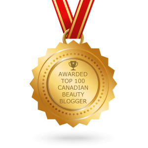 Top 100 Canadian Beauty Bloggers Winners